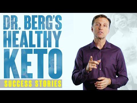 Dr. Berg's Healthy Keto Success Stories
