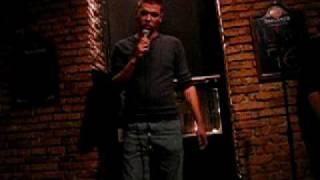 Simon Mclongcock stand-up DK @ open mic le bar bat aalborg 20/1-10 part 2