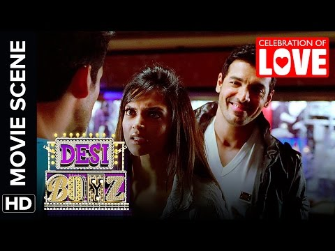 John's Love At First Sight | Desi Boyz | Celebration of Love