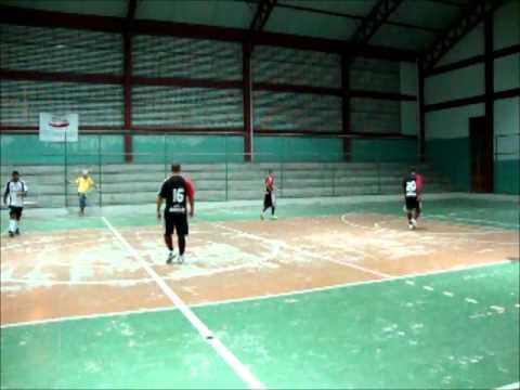 TRINDADE FCA & REAL CONTAGEM em amistoso de Futsal