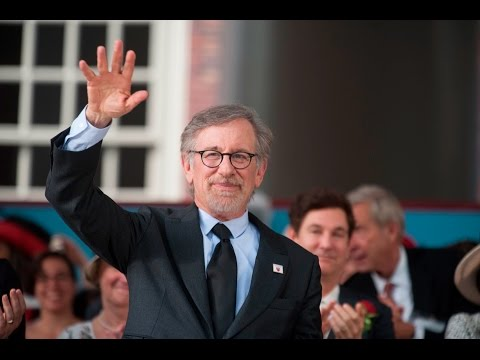 Filmmaker Steven Spielberg Speech  Harvard Commencement 2016