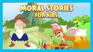 MORAL STORIES FOR KIDS | BEDTIME STORIES FOR KIDS | TIA & TOFU STORYTELLING | KIDS HUT STORIES