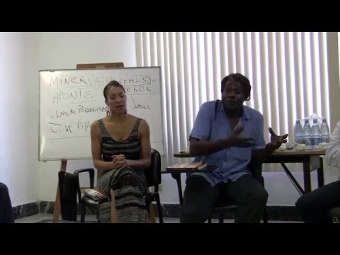 ROBERTO ZURBANO on Cuban rap, feminism, transnationalism, social justice (Int. Kiley Acosta) pt 2