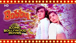 Iconic Bollywood Movie Bobby 1973 Dimple Kapadia Rishi Kapoor Pran