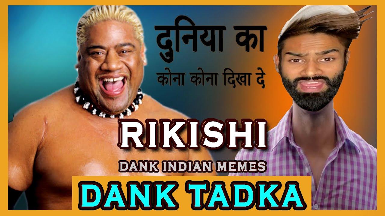 MIX Dank Indian Memes Compilation Rikishi | Amir Siddiqui #danktadka #dankindianmemes #memes