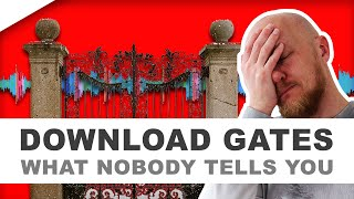 DON'T USE DOWNLOAD GATES for free online music promotion