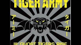 Tiger Army - Wander Alone