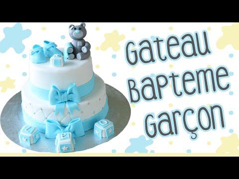 gâteau-baptême-garçon---cake-design