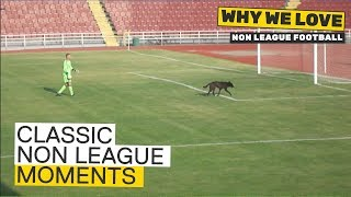 CLASSIC NON LEAGUE FOOTBALL MOMENTS 2018