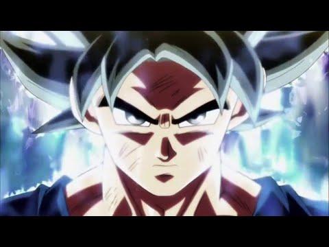 Drawing Goku's New Form ULTRA INSTINCT   Limit Breaker Transformation   Dragon Ball Super