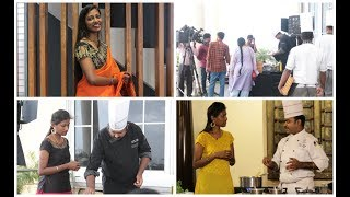 Anchoring a cookery show/என்னுடைய வாழ்வில் ஒரு நாள் vlog/Sharing happiness with you all