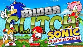 Sonic Advance Glitches - Minor Glitch - Episode 2