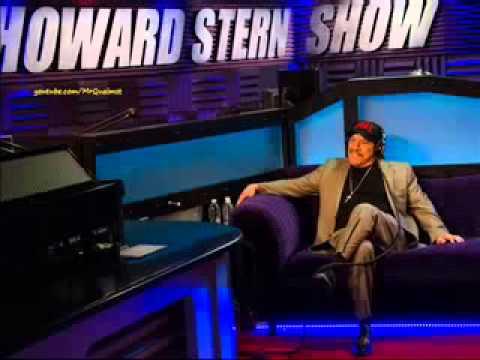 Howard Stern Danny Trejo