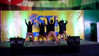 """Terabyte Dance Crew """"1st Runner Up"""""""
