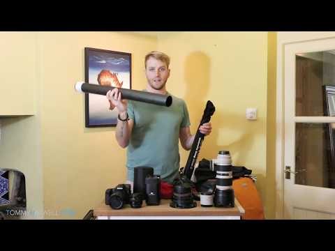 WHAT'S IN MY CAMERA BAG? Travel &  Adventure Photography for Africa...