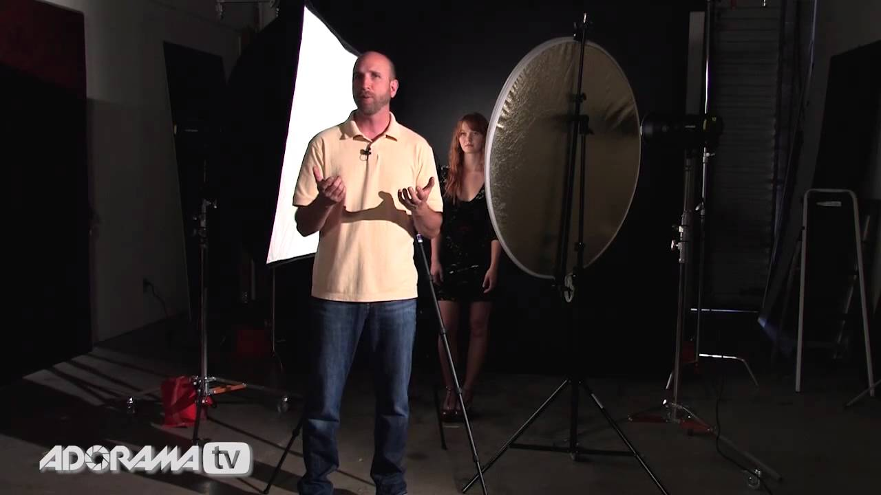 Using Continuous Lights Ep 105 Exploring Photography with Mark Wallace Adorama Photography TV - YouTube  sc 1 st  YouTube & Using Continuous Lights Ep 105: Exploring Photography with Mark ... azcodes.com
