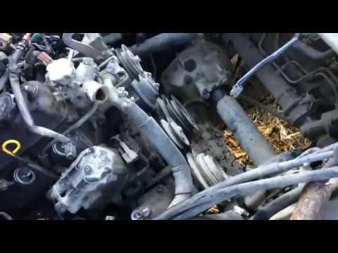 Фото к видео: Капитальный ремонт 3YUE Toyota Lite Ace, Town Ace. Часть 1