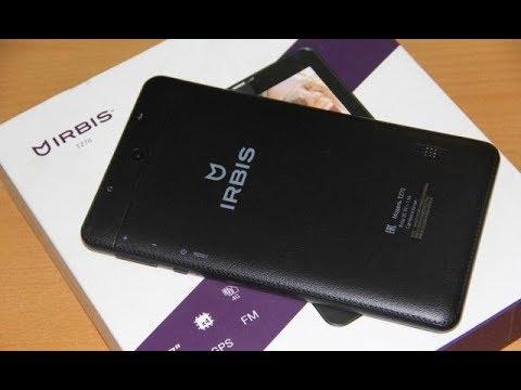 Показываю мой новый планшет IRBIS TZ173 распаковка цена 4690р 16 г