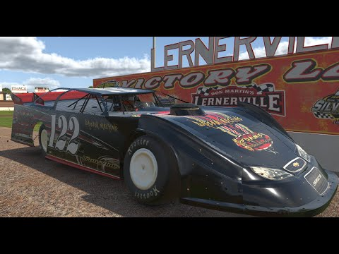 Come Take A Ride With Me At Lernerville Speedway In The Super Late Models
