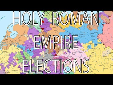 Holy Roman Empire Elections | Stuff That I Find Interesting