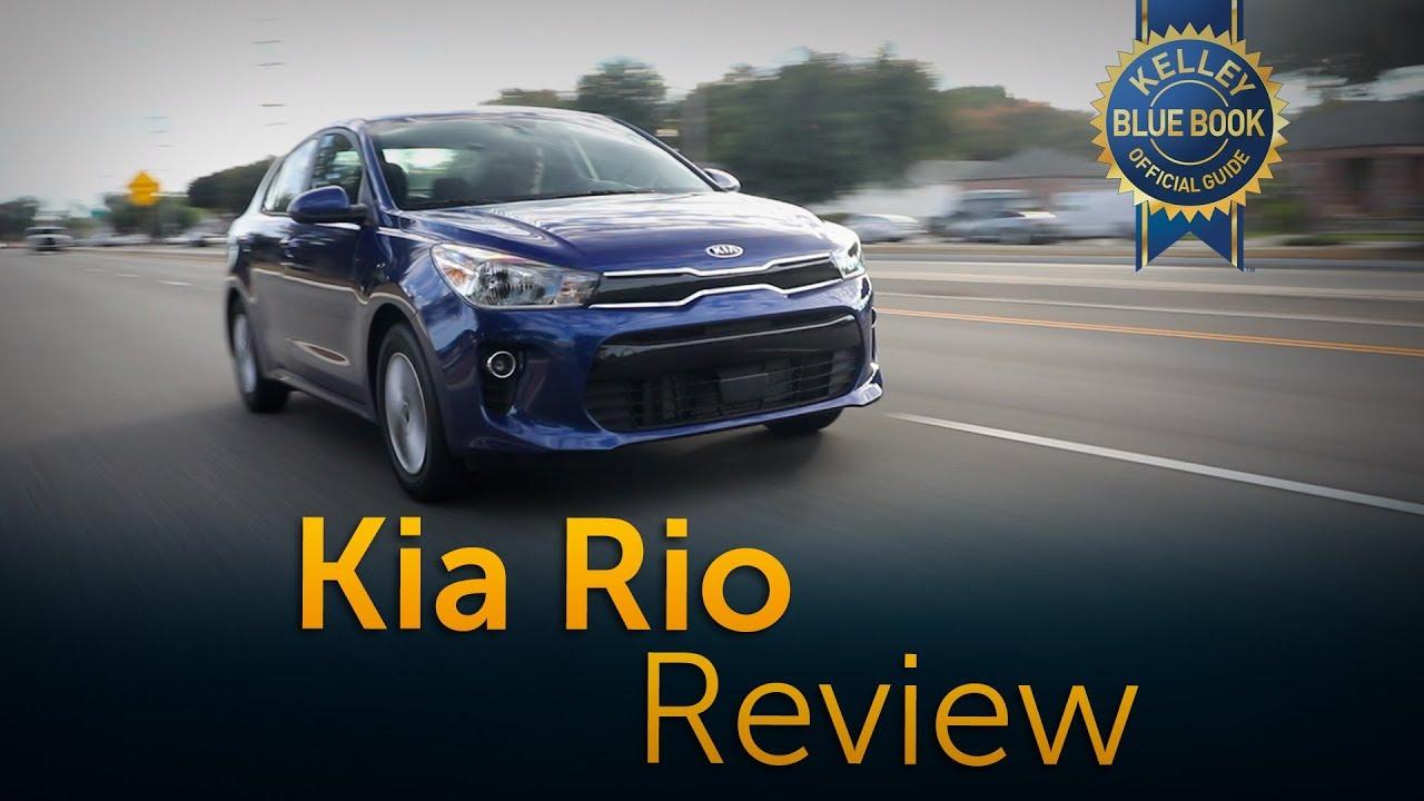 Kia Rio Hatchback >> 2019 Kia Rio – Review and Road Test - YouTube