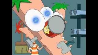 Phineas és Ferb - Én, a Robáttyó [Disney Channel Hungary]