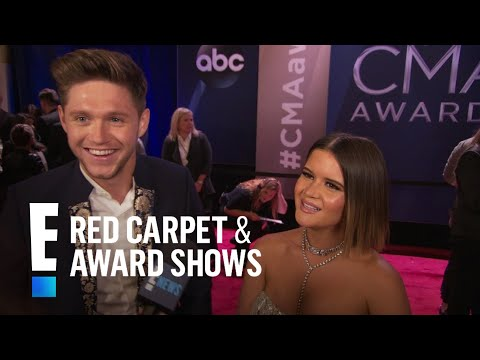 Will Niall Horan Perform at Maren Morris' Wedding?   E! Live from the Red Carpet