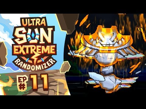 TOTEM MEGA STEELIX?! - Pokémon Ultra Sun Extreme Randomizer Nuzlocke w/ Supra! Episode #11