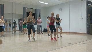 Как танцевать мамбo? / Tanya SEM. SALSA DANCE LESSONS. Mambo steps.