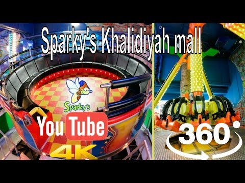 360 Video Indoor Playground Family Fun for Kids Play Playroom Pool Balls | Sparky's Party Room P1