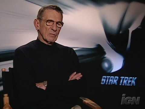 IGN Star Trek Interview with Leonard Nimoy