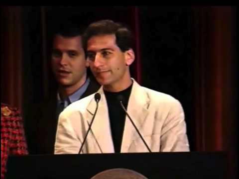 Mike Tollin & Debra Martin-Chase - Hank Aaron - 1995 Peabody Award Acceptance Speech