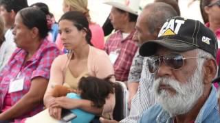 Gobernadora entrega títulos de propiedad en Hermosillo  29 FEBRERO
