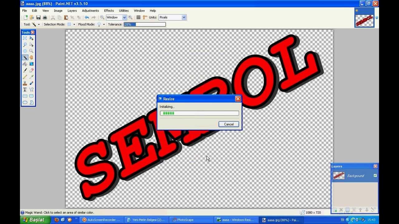 32X32 Şeffaf Clan sembolü yapımı 2013 - YouTube