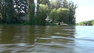 Desna river, kayak(Desna river, kayak, autumn, Ukraine, video and music Leontiev Igor., 2013-09-22T19:57:59.000Z)