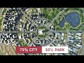 Quarter City | Cities: Skylines Easy Lay