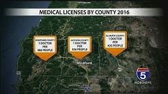 Part 1: Rural areas of Oregon experiencing doctor shortage