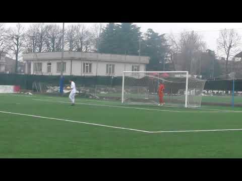 Cheraschese - Fossano 1-1; il fallo da rigore e l'errore di Celeste