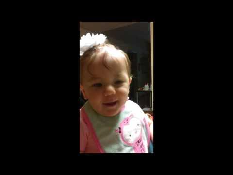 Sophia Lynn       One year old.....