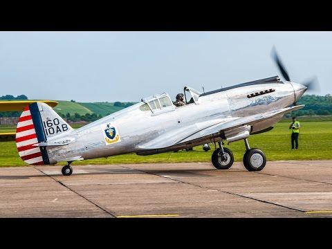 Duxford American Air Show 2016 - Highlights