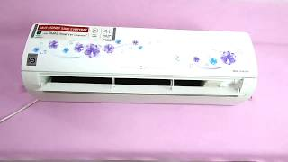 LG 1.5 Ton 5 Star Dual Inverter Split AC (Copper, KS-Q18FNZD, Floral White)