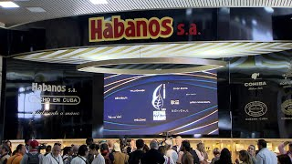 Habanos crece en 2019 un 2% y mantiene el liderazgo mundial de puros Premium