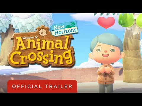 Animal Crossing: New Horizons - Official Exploring February Trailer