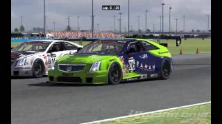 iRacing : Resumen II Liga Nacional GTseries (2ª Div) - Positive SimRacing