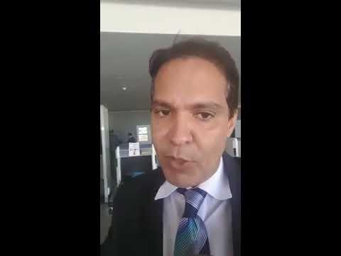Eures Ribeiro é barrado em reunião com Michel Temer