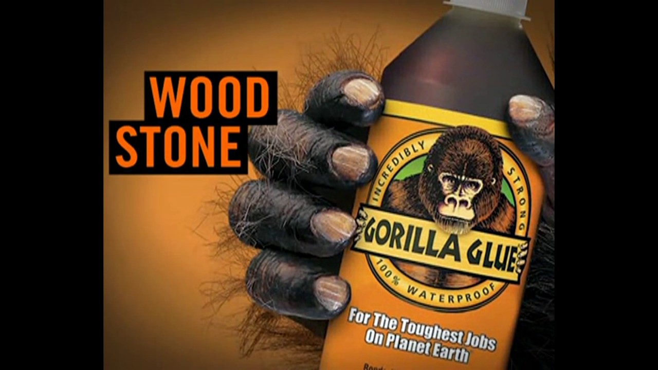 Industrial Strength Gorilla Glue Use With Caution Youtube