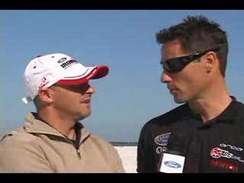 Greg Welch interviews Craig Alexander