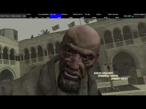 Call of Duty 4: Modern Warfare Speedrun 1:47:22