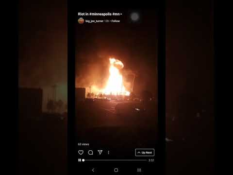 Minneapolis Looting/Protesting May 27 & 28 Instagram Live and Snapchat Stories from YouTube · Duration:  1 hour 35 minutes 20 seconds