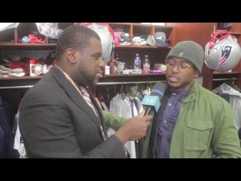 NFL: Matthew Slater interview (The News Hub postgame, 12.12.16
